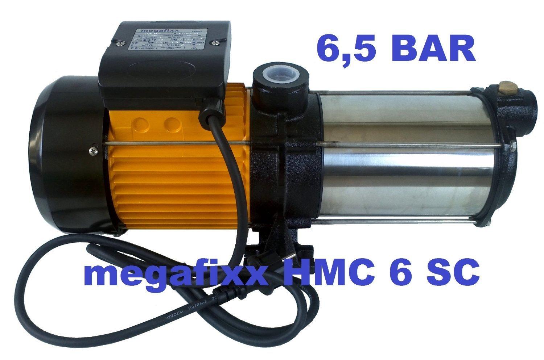 hauswasserwerk megafixx s6 100es mit 1350 watt 100 liter kessel. Black Bedroom Furniture Sets. Home Design Ideas